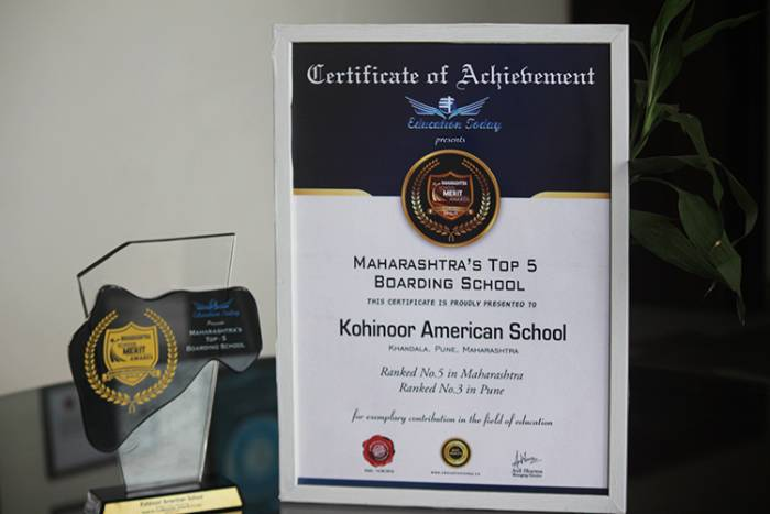 BEST BOARDING SCHOOL AWARD