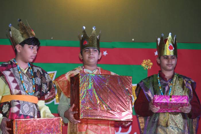 Christmas celebration -  KAS