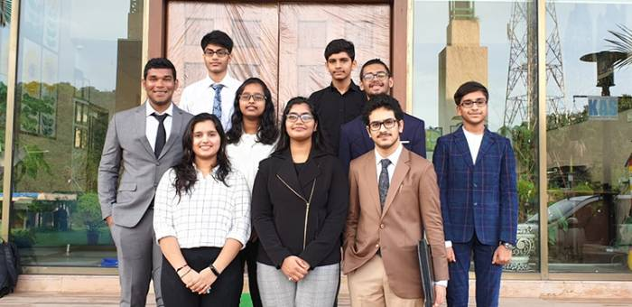 CIMUN 2019 (MOCK UNITED NATIONS CONFERENCE)