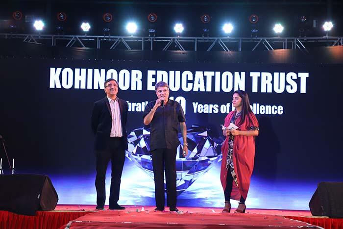 Kohinoor Education Trust : Decade Celebration -  KAS