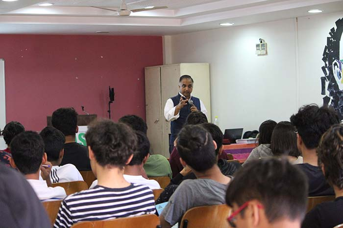 Workshop on Power of Attention and Concentration (PACT) -  KAS