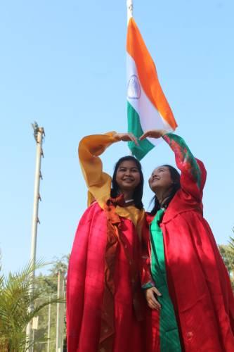 71st Republic Day Celebration at KAS -  KAS
