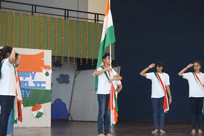 71st Republic Day Celebration at KAS