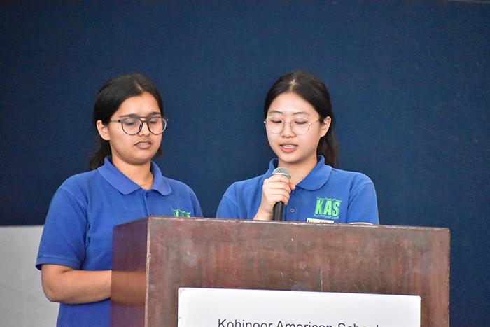 Science Day Celebration -  KAS